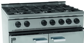 Commercial Ovens & Ranges
