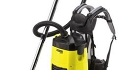 Vacuum and Rotary Cleaners