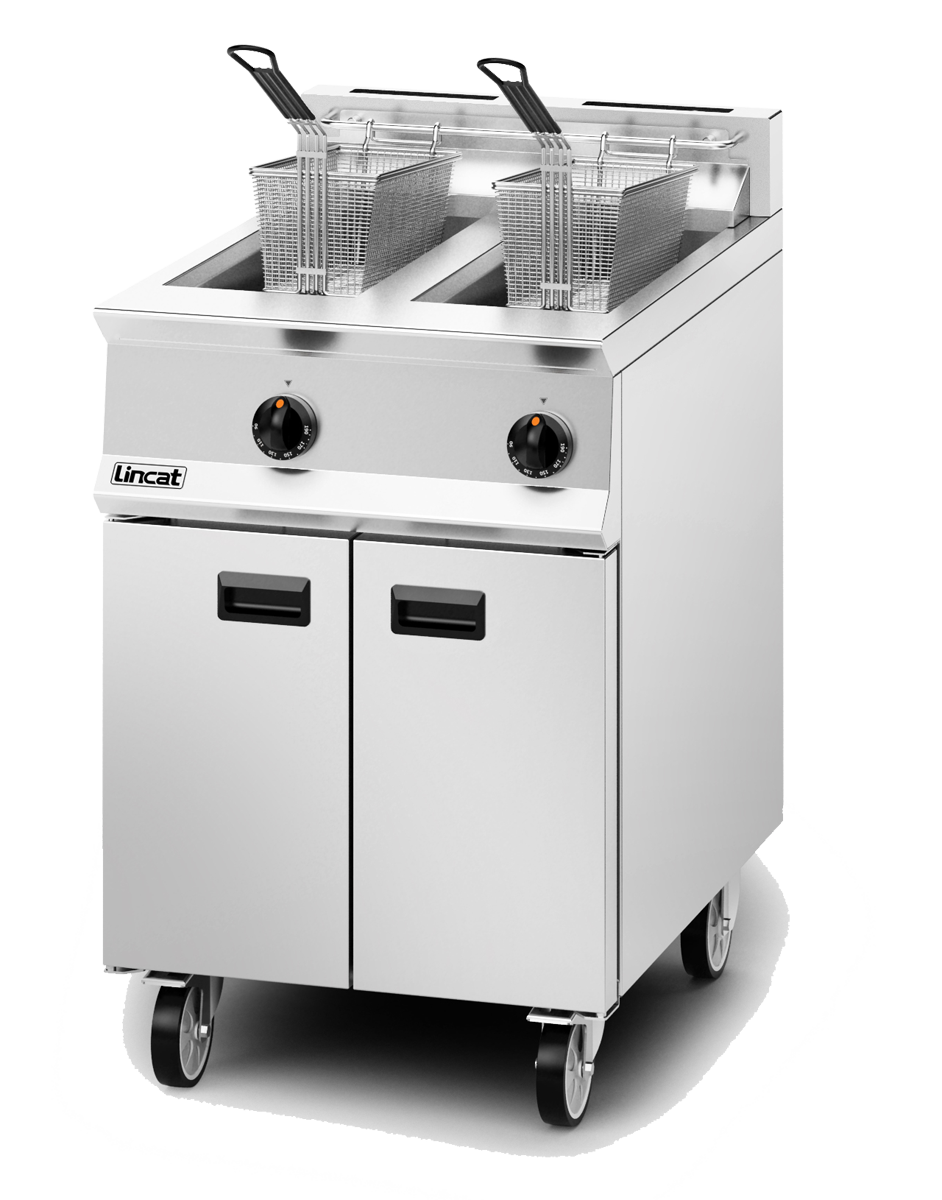 Freestanding Gas Fryers