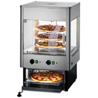 Servery and Display Equipment